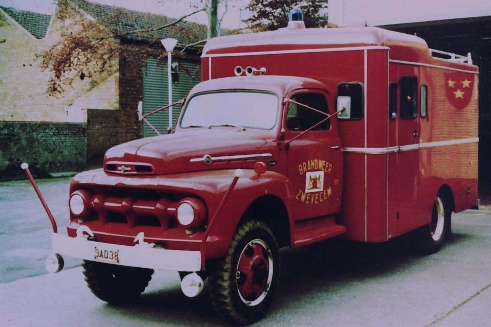 Ford-4X4-zwevegem