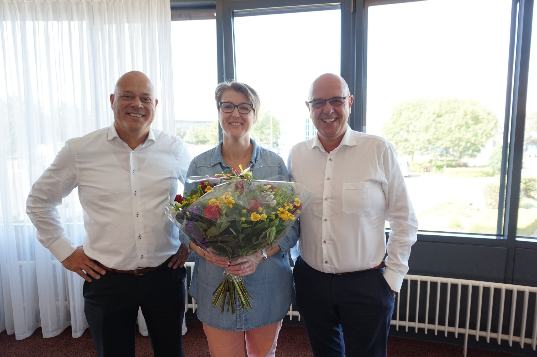 KLG-Onze-collega-Chantal-Piepers-is-12-5-jaar-in-dienst
