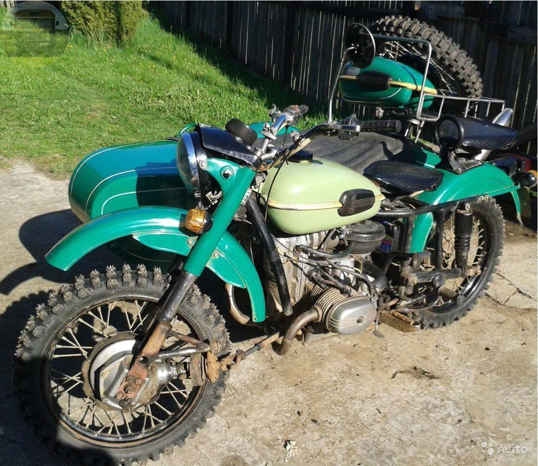 URAL-Custom-Built-3x3-Sidecar-Motorcycle