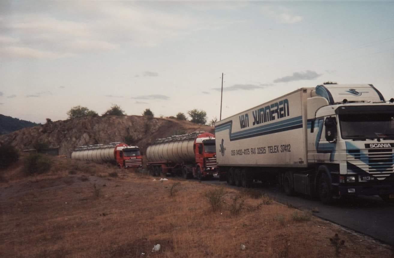Wachttijd-kamenichka-richting-Macedonie-vanuit-Bulgarije