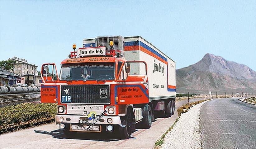 Volvo-F-89-in-Turkije