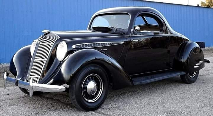 Hupmobile-Aerodynamic-Rumble-Seat-Model-G-Coupe--1937