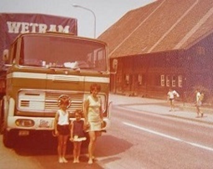 Adrianus-Bruynzeel-1974-in-Amsterdam