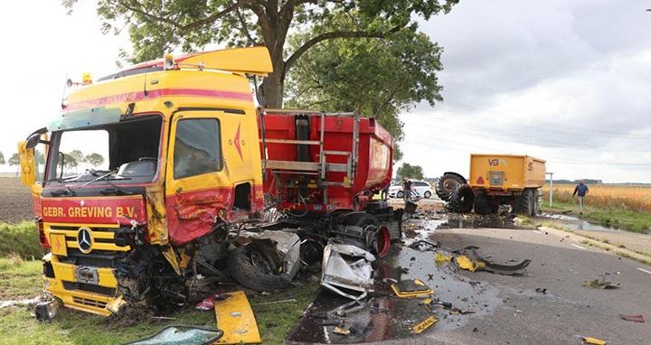 Ongeval-Scheemda-18-9-2019