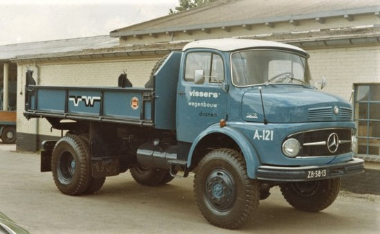 Mercedes--1418-2