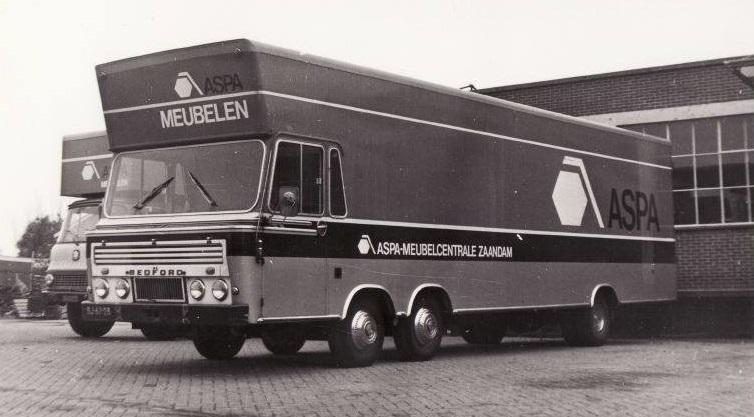 Bedford--6X2