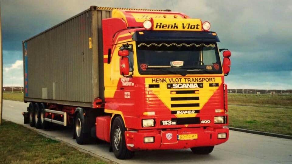 Scania--113-M