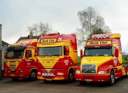 Scania-Daf-Volvo