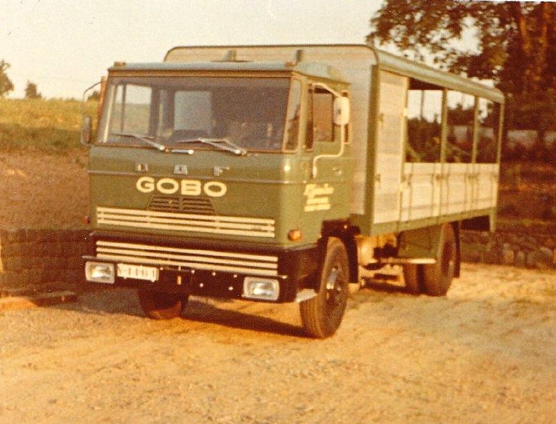 Gobo-aardappel-handel