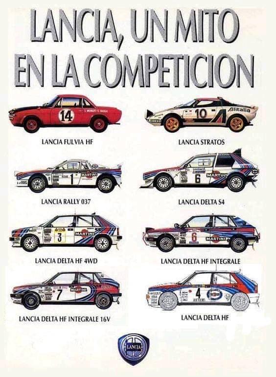 Lancia-cars