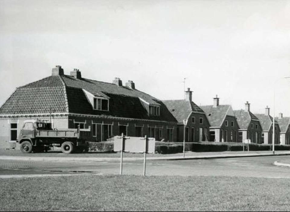 Delfzijl-1961-Uitwierderweg