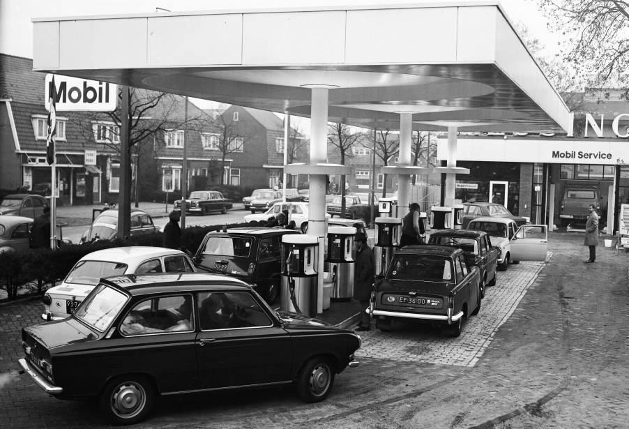Hilversum-tankstation