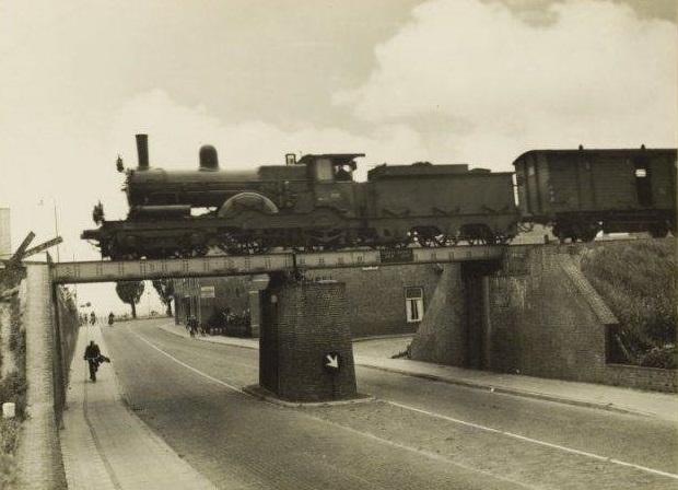 Zutphen-de-weg-naar-voorst-1949