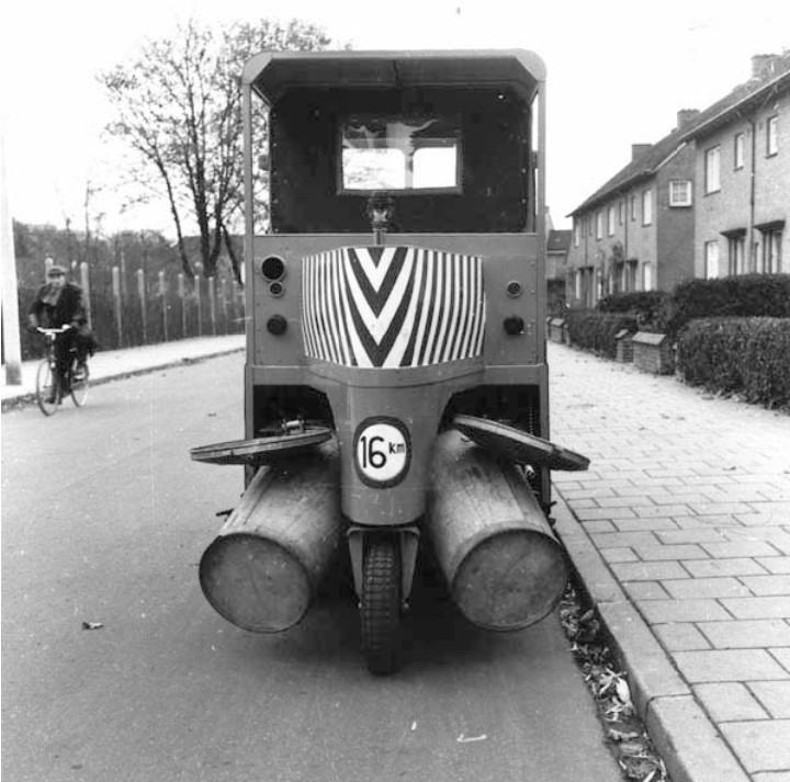 Gemeentereiniging-in-Sint-Servaasbolwerk--1960