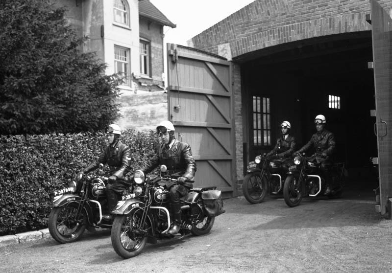 1950-Mijnpolitie-van-staatsmijn-Emma-te-Hoensbroek-1