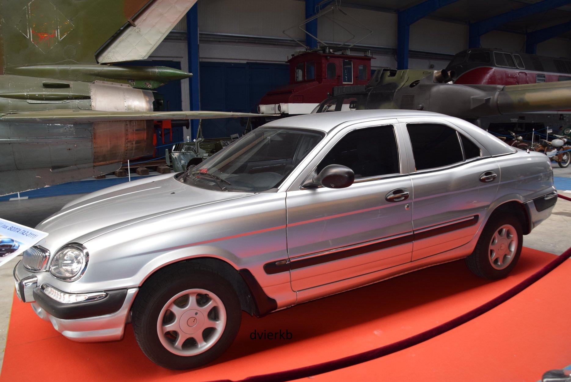 GAZ-3111-Wolga