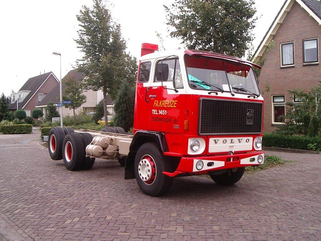 Volvo-F-89-Oldtimer-rit-chauffeurs-vereniging-Lichtmis-bij-mij-thuis-Zuidwolde