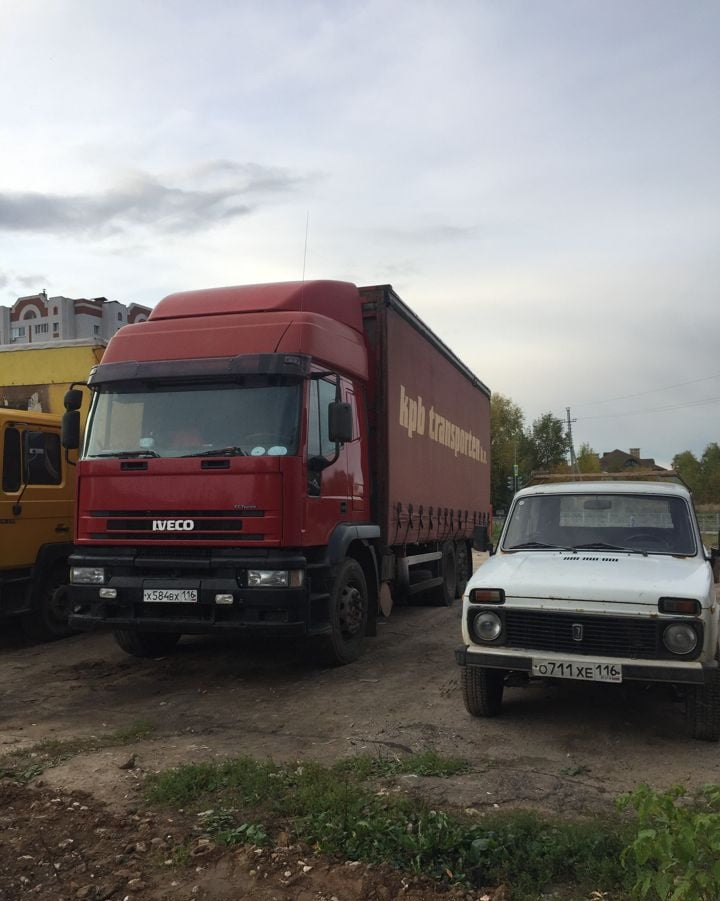 Iveco-in-Rusland