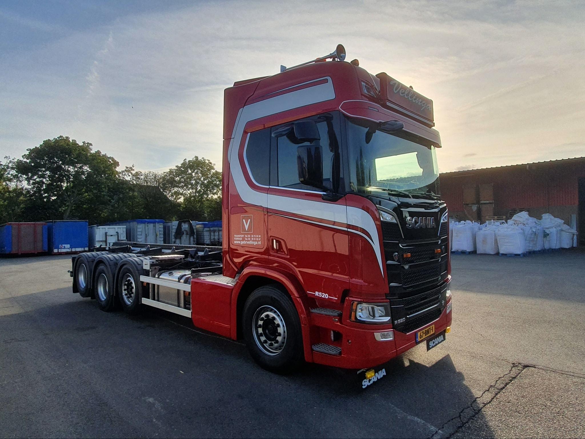 Scania-R520