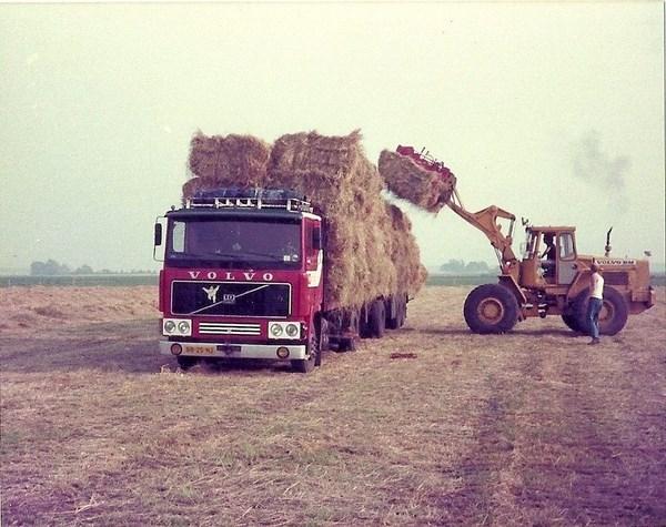 Volvo-F10--Op-het-land