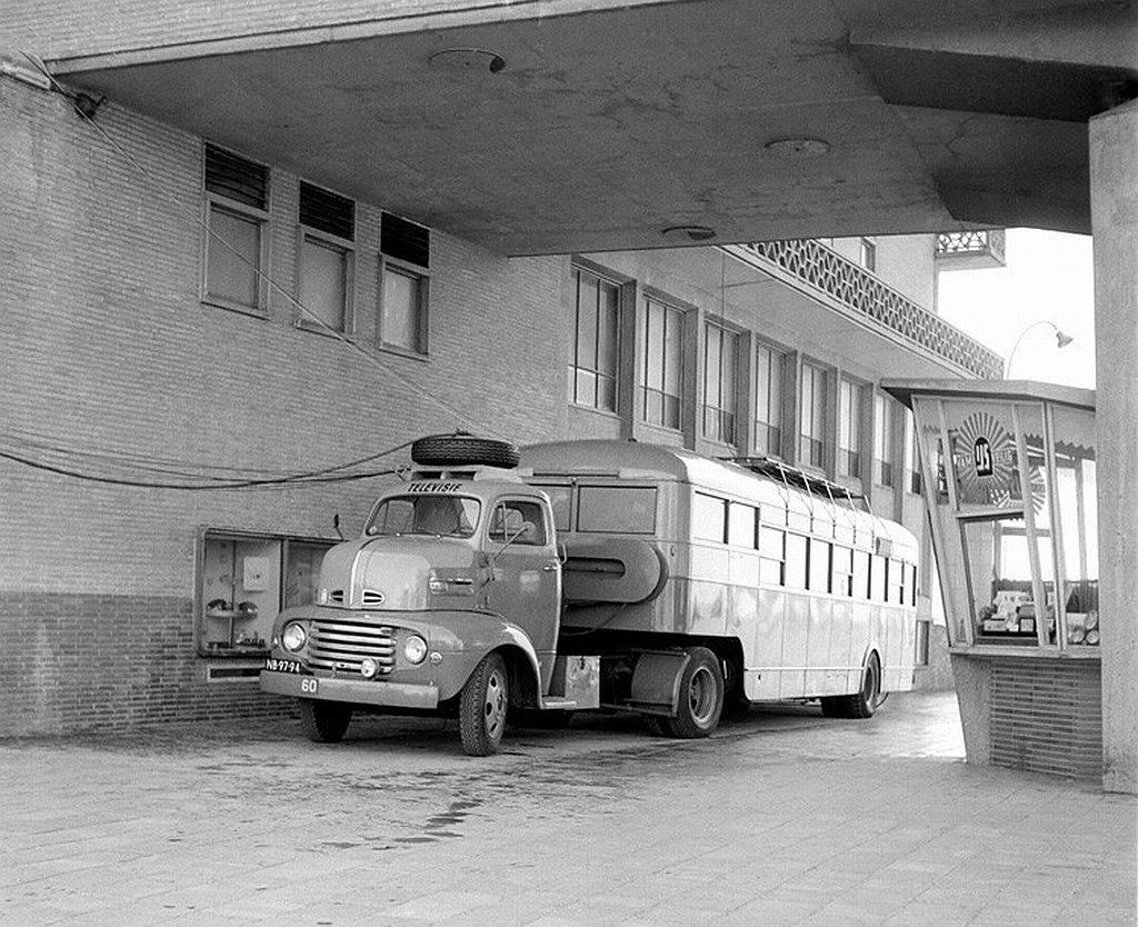 Ford-TV-wagen