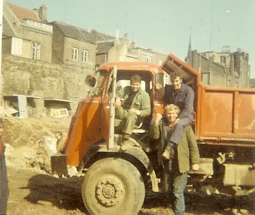 Leike-smits--sipke-lammertsma-en-Cox-als-ik-me-het-nog-goed-herinner-1967-entre-deux-parkeer-garage-Maastricht