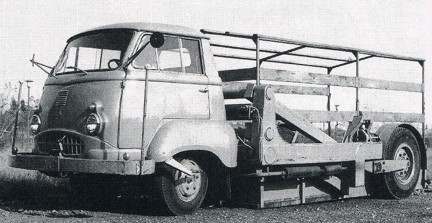 Hanomag-liftwagen