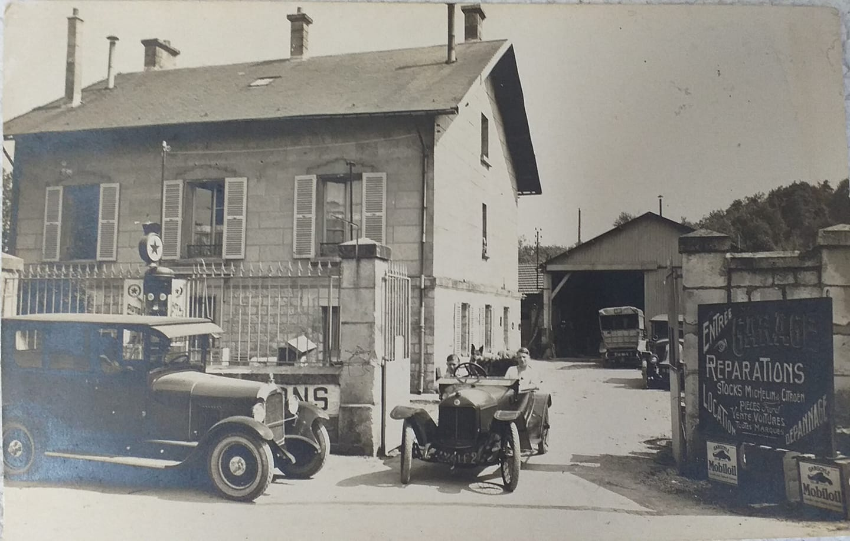 Simca-Garage