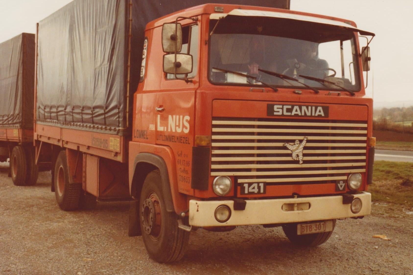 Peter-Bax-Scania-141-V8