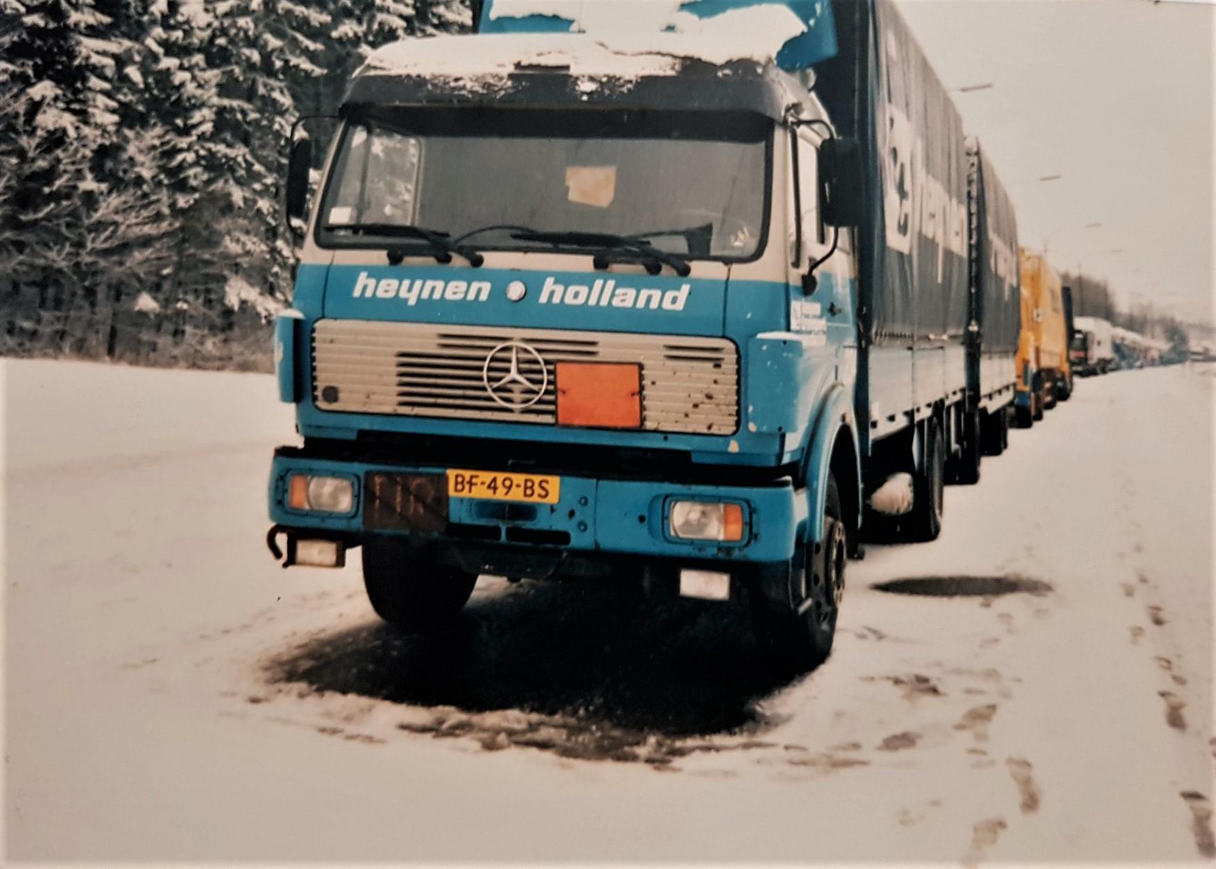 Staking-Mont-Blanck-1984
