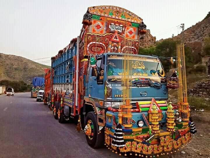 Hino-in-Pakistan