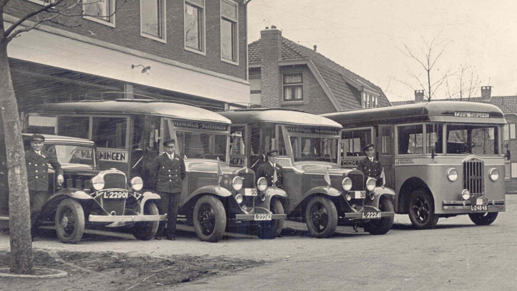 Lijndienst-Veenendaal-Wagegeningen-Dik-Meijen-foto