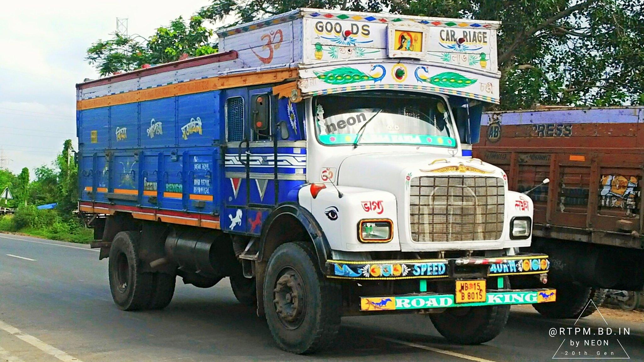 Tata-SE-1613-open-truck