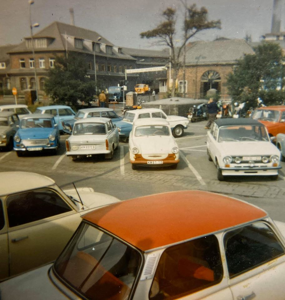 DDR-parking