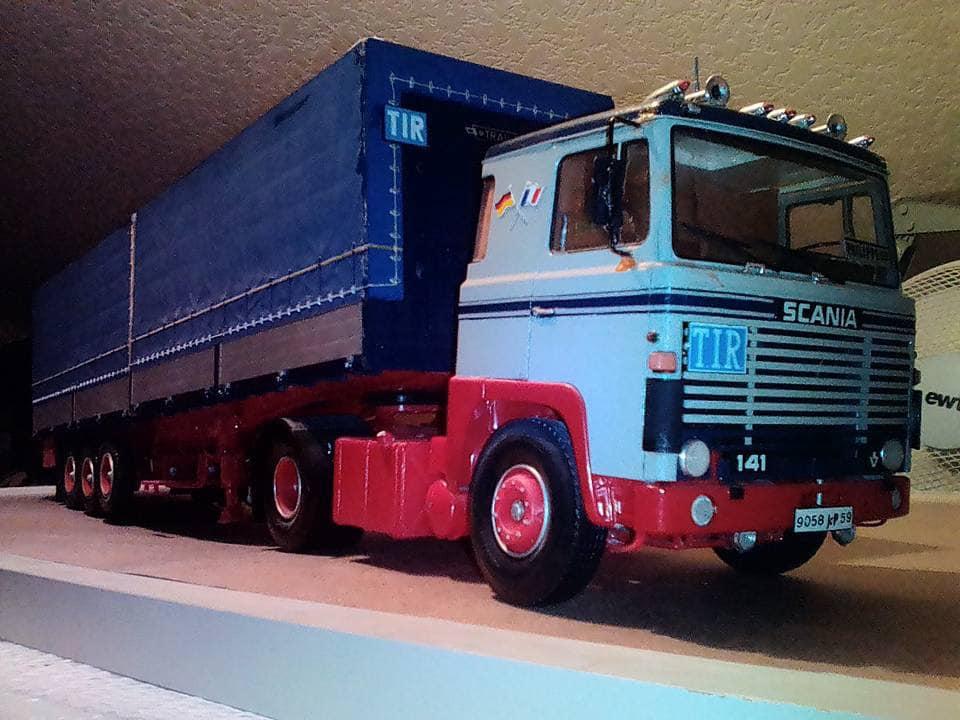 Q-Scania-Model