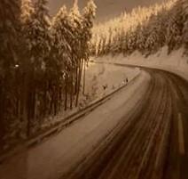 Winter-ritje