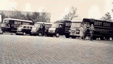 1970--Wagenpark-