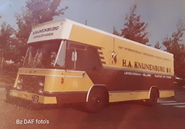 DAF-Kastenwagen