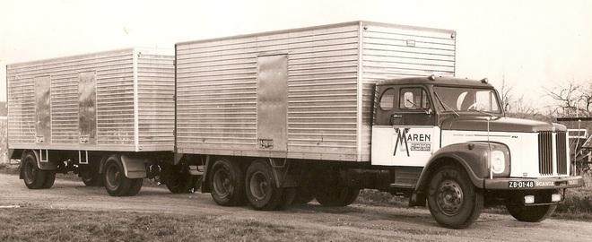 Scania-Vabis-Kasten-wagen