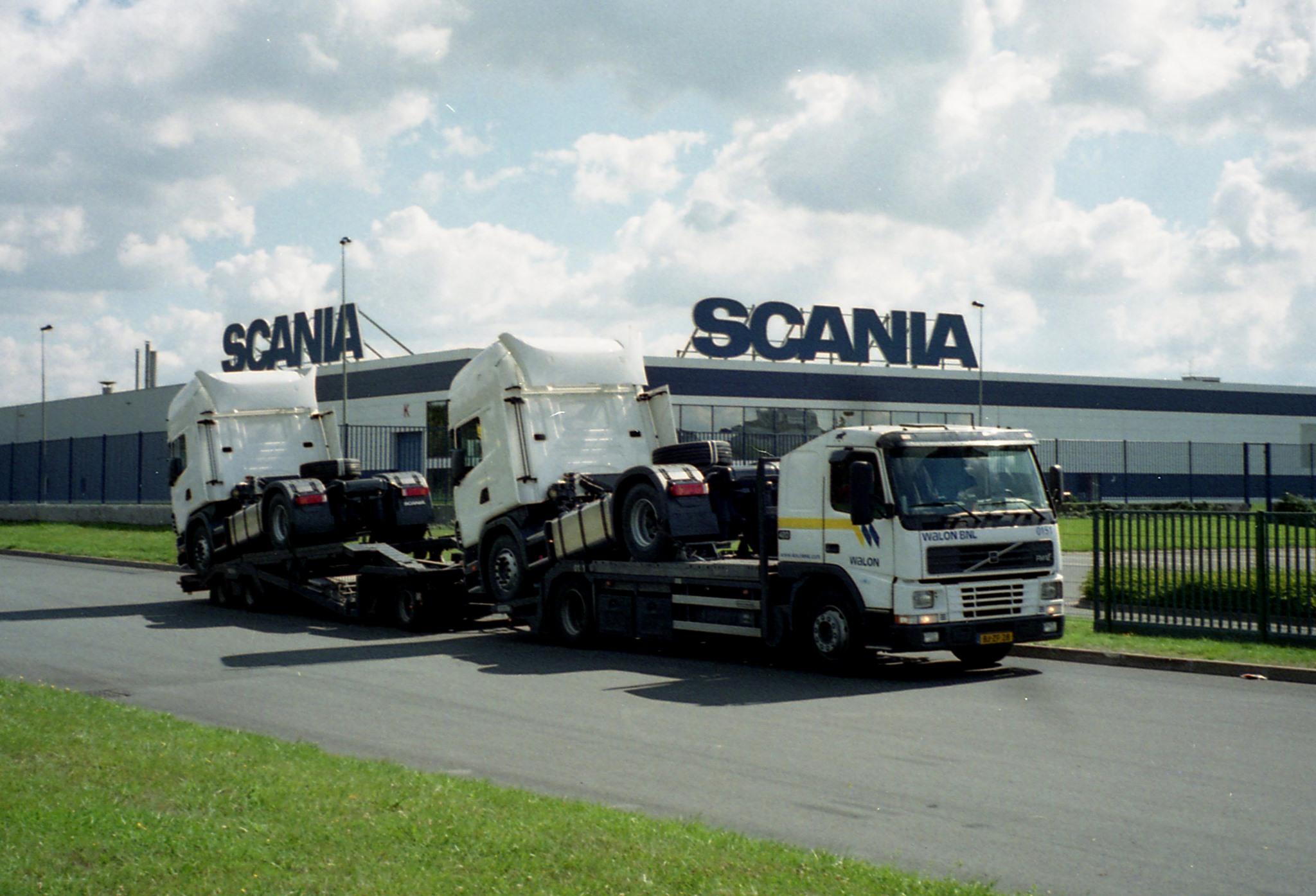 Walon--Scania-Angers-France