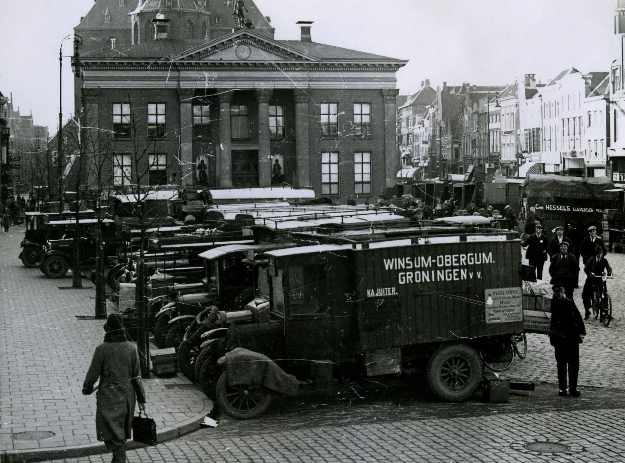 Vismarkt-Groningen--1937