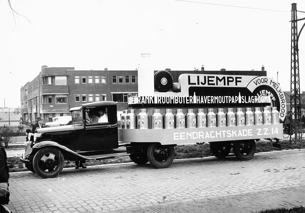 A-5527-Ford---25-5-1921-Melkfabriek-Lijempf-Zuidhorn-Groningen