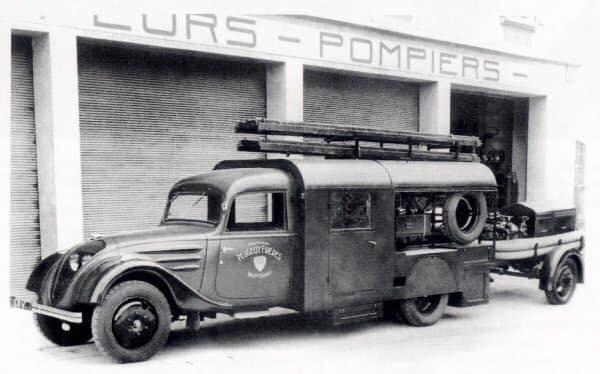Peugeot-hulp-wagen