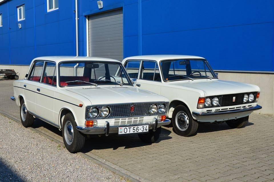 VAZ-2103-and-Polski-FIAT125P