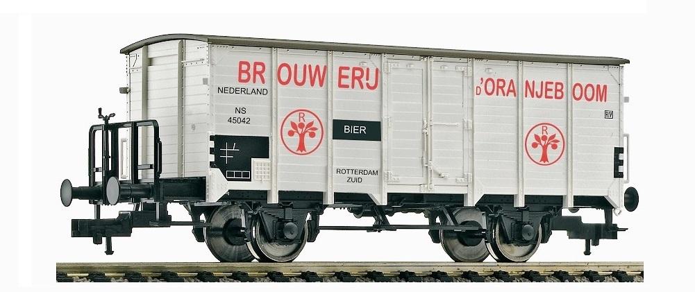 spoor-vervoer