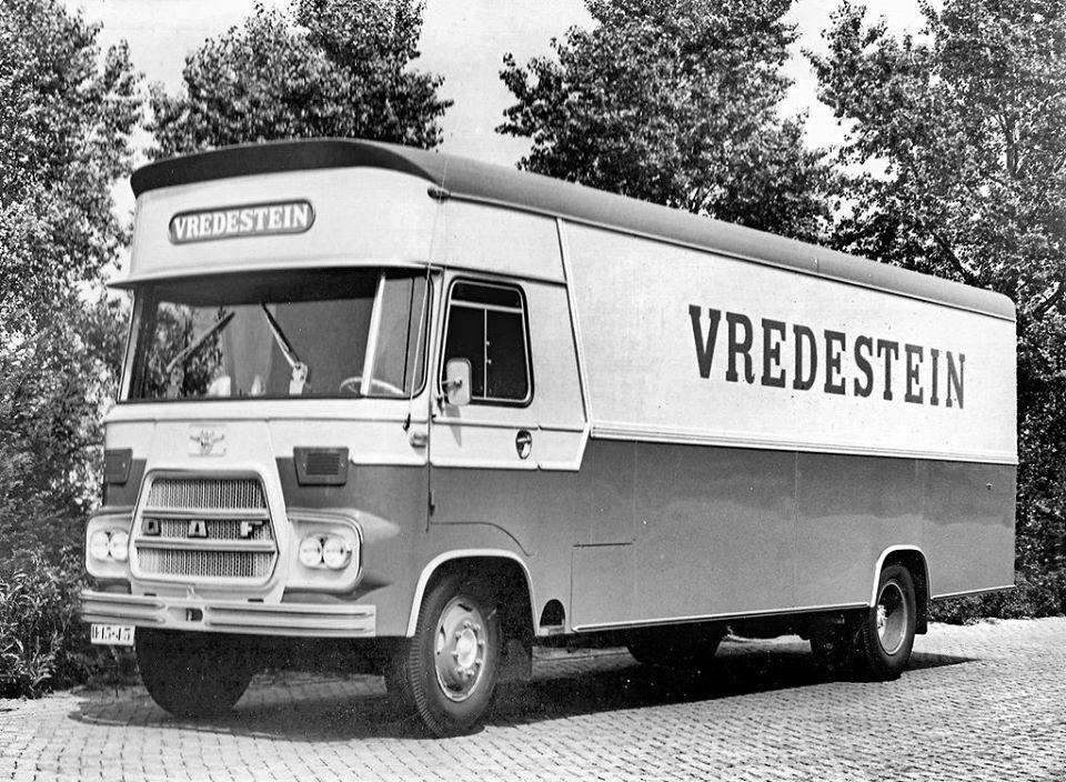 DAF-kasten-wagen
