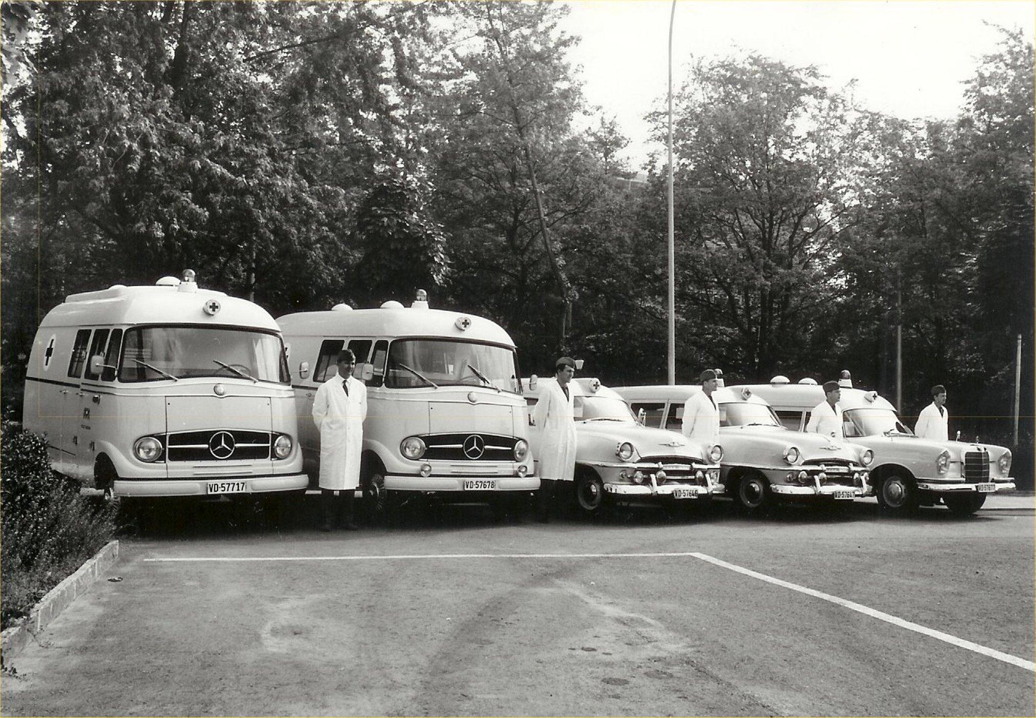Lausanne-Ambulance