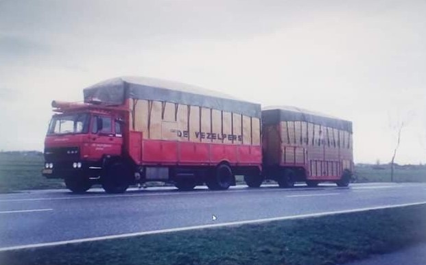 DAF-zuig-wagen