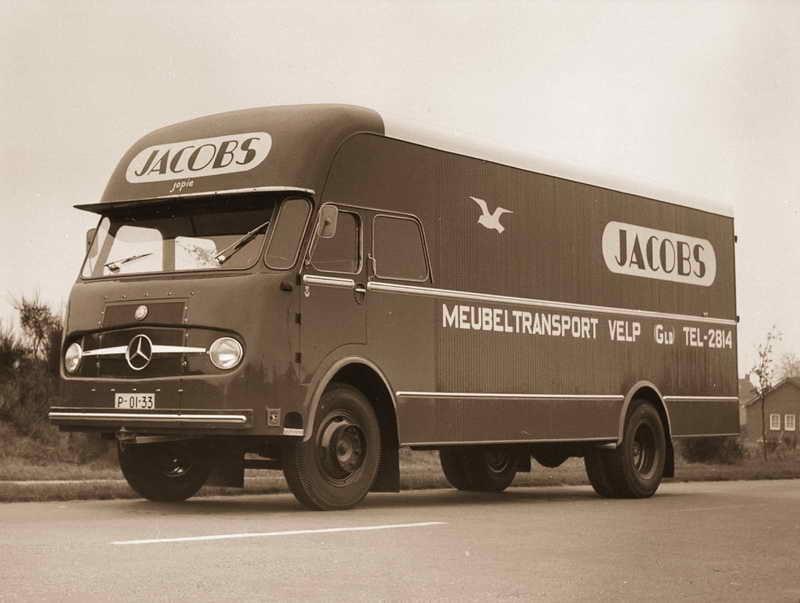 Mercedes-LP-kasten-wagen-
