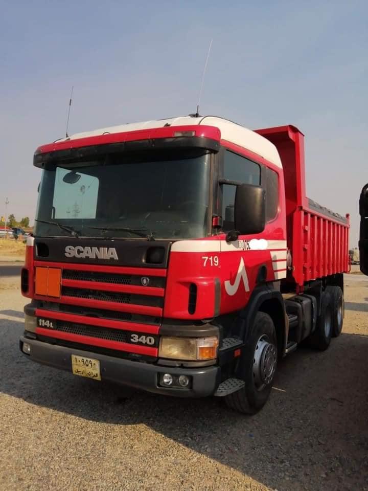 Scania-nu-in-Irak